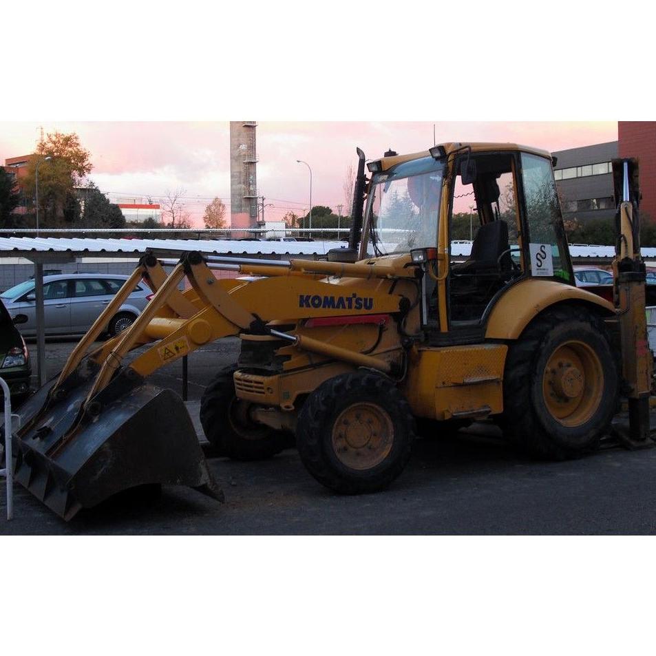 Desmontes : Productos y Servicios  de Excavaciones Y Transportes Losada, S.L.