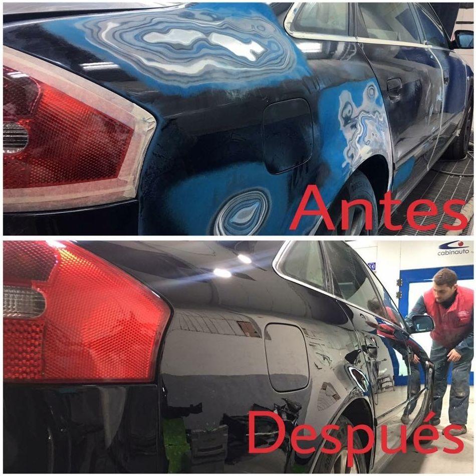 Foto 2 de Reparación de vehículos en Cabezón de la Sal | Talleres Fergar