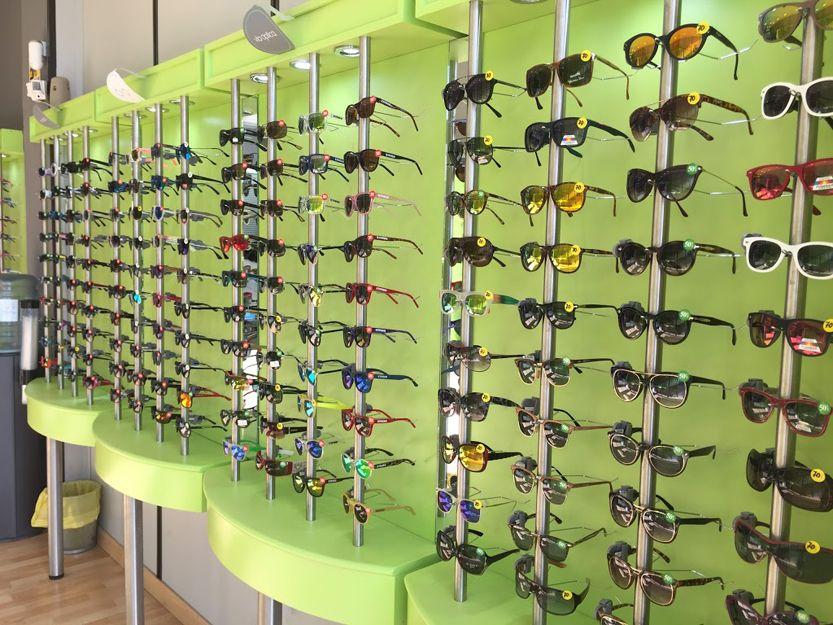 Gafas de sol en Fuenlabarada