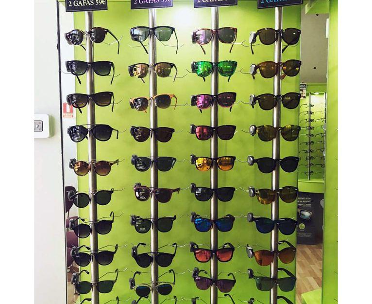 Gafas de sol de las mejores marcas en Fuenlabrada