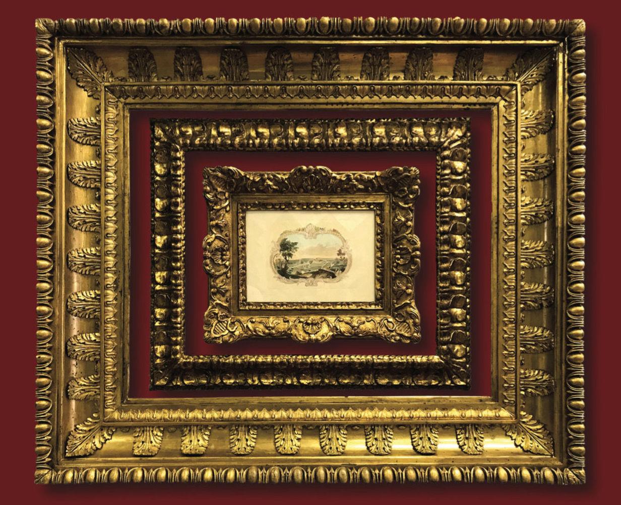 Foto 29 de Cuadros y marcos en  | Enmarcaciones Eufemio Simón