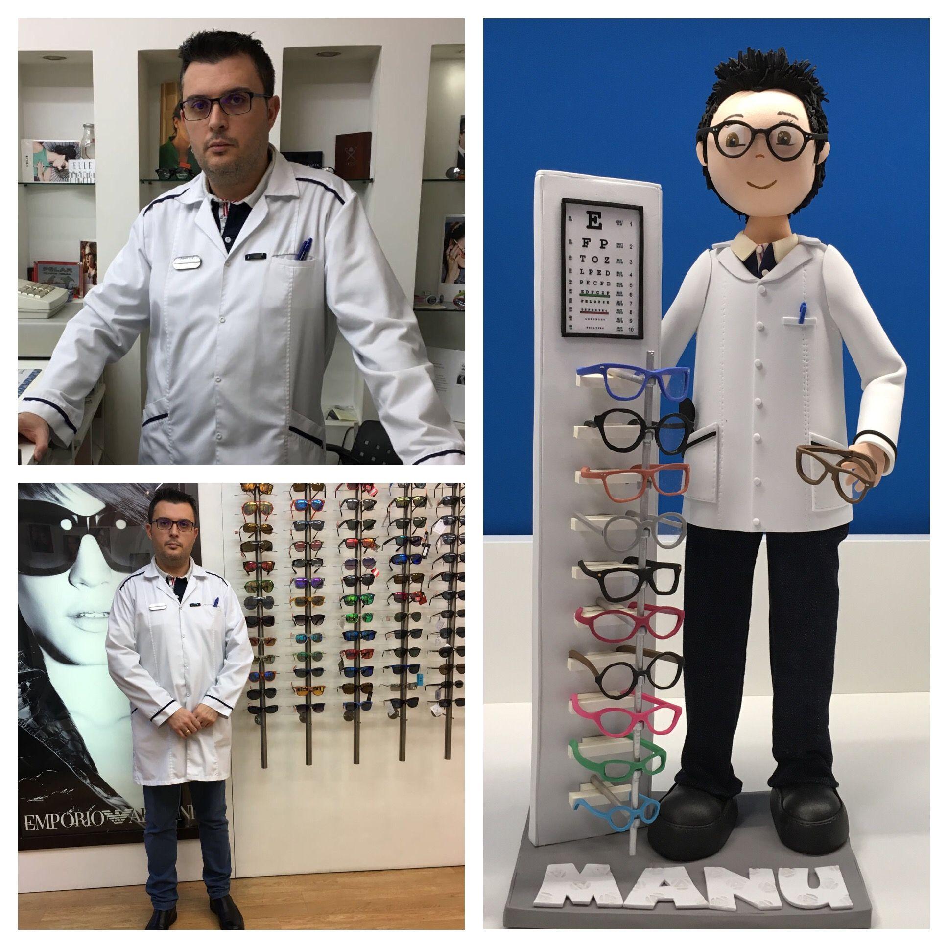 Ópticos optometrista en Ciudad Real