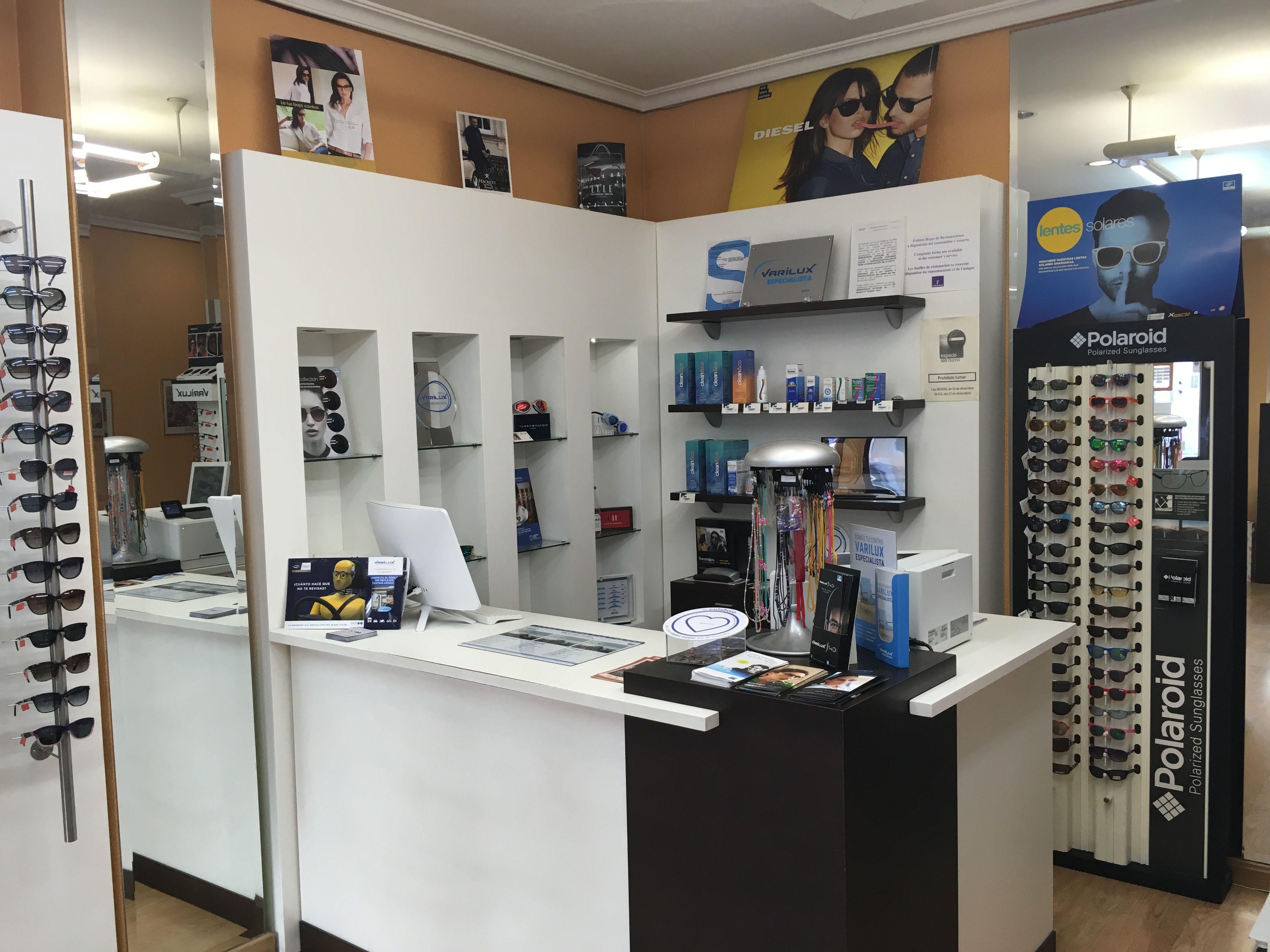 Revisiones oculares: Servicios de Mercaposta Ópticos