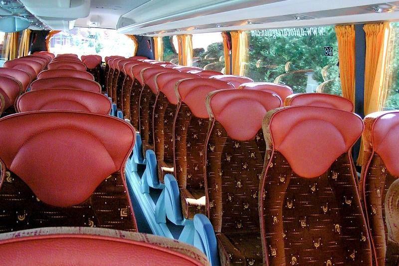 Empresas de autobuses en Salamanca