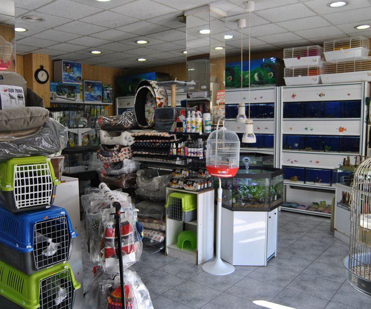 Jaulas y accesorios para mascotas en Cartagena
