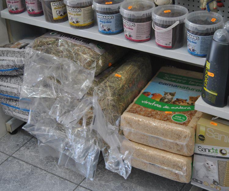 Tienda de productos para mascotas en Cartagena