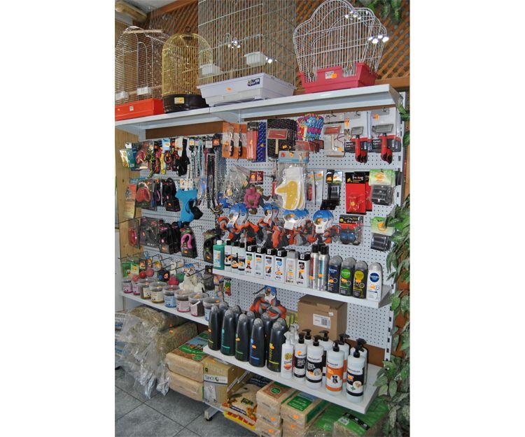 Tienda de productos para pájaros y mascotas en Cartagena