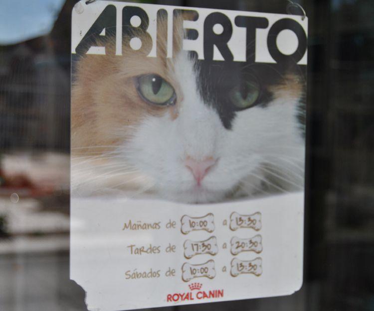 Horario de nuestra tienda de animales en Cartagena