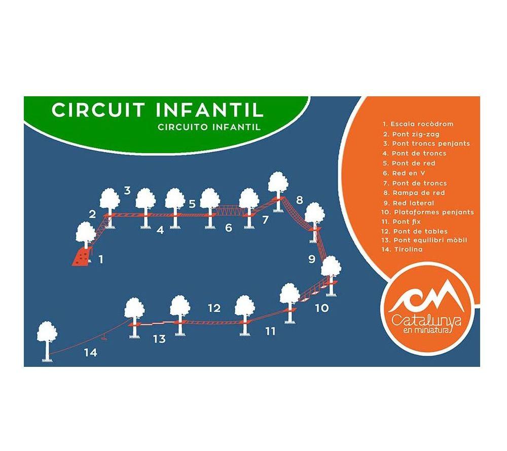Circuito Y Servicios : Circuito infantil servicios de catalunya en miniatura