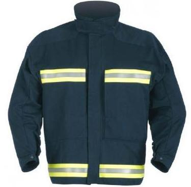 Chaqueta de parque para bomberos
