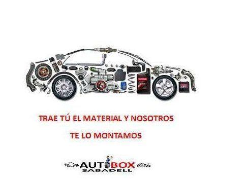 Nuevo servicio: Mantenimiento  de Autobox Sabadell