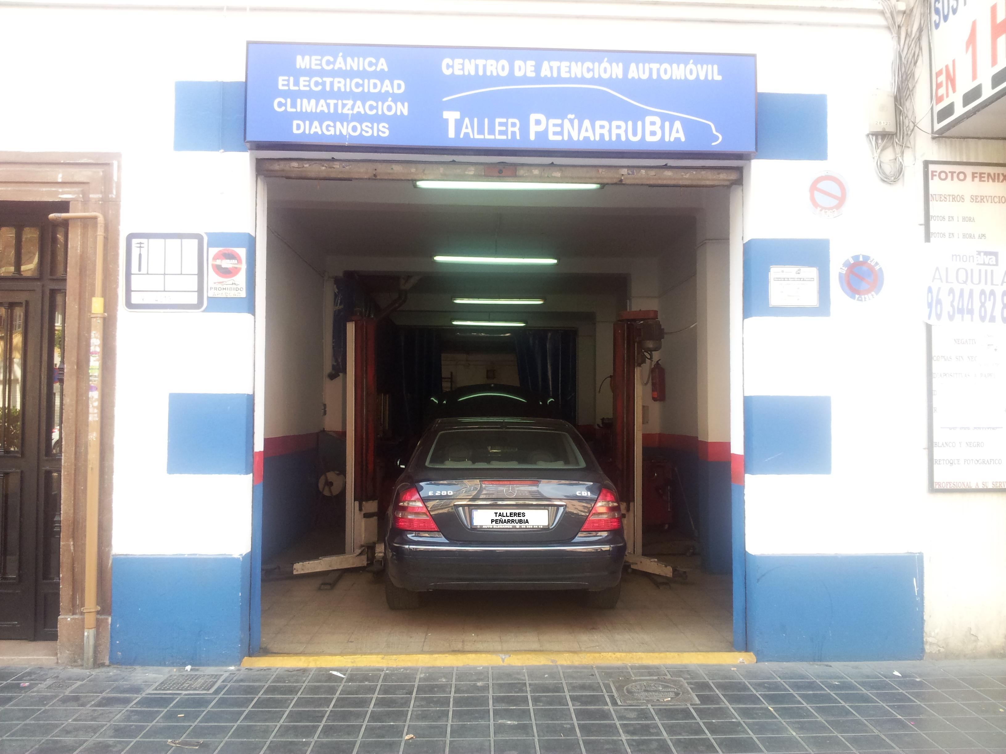 Foto 46 de Talleres de automóviles en Valencia | Talleres Peñarrubia