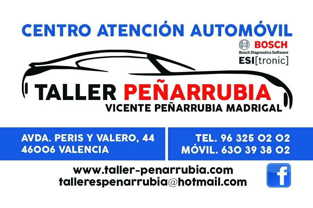 Nuevo logo talleres Peñarrubia