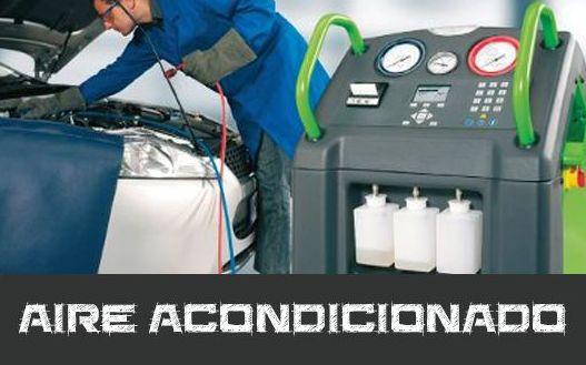 Revision limpieza y carga aire acondicionado