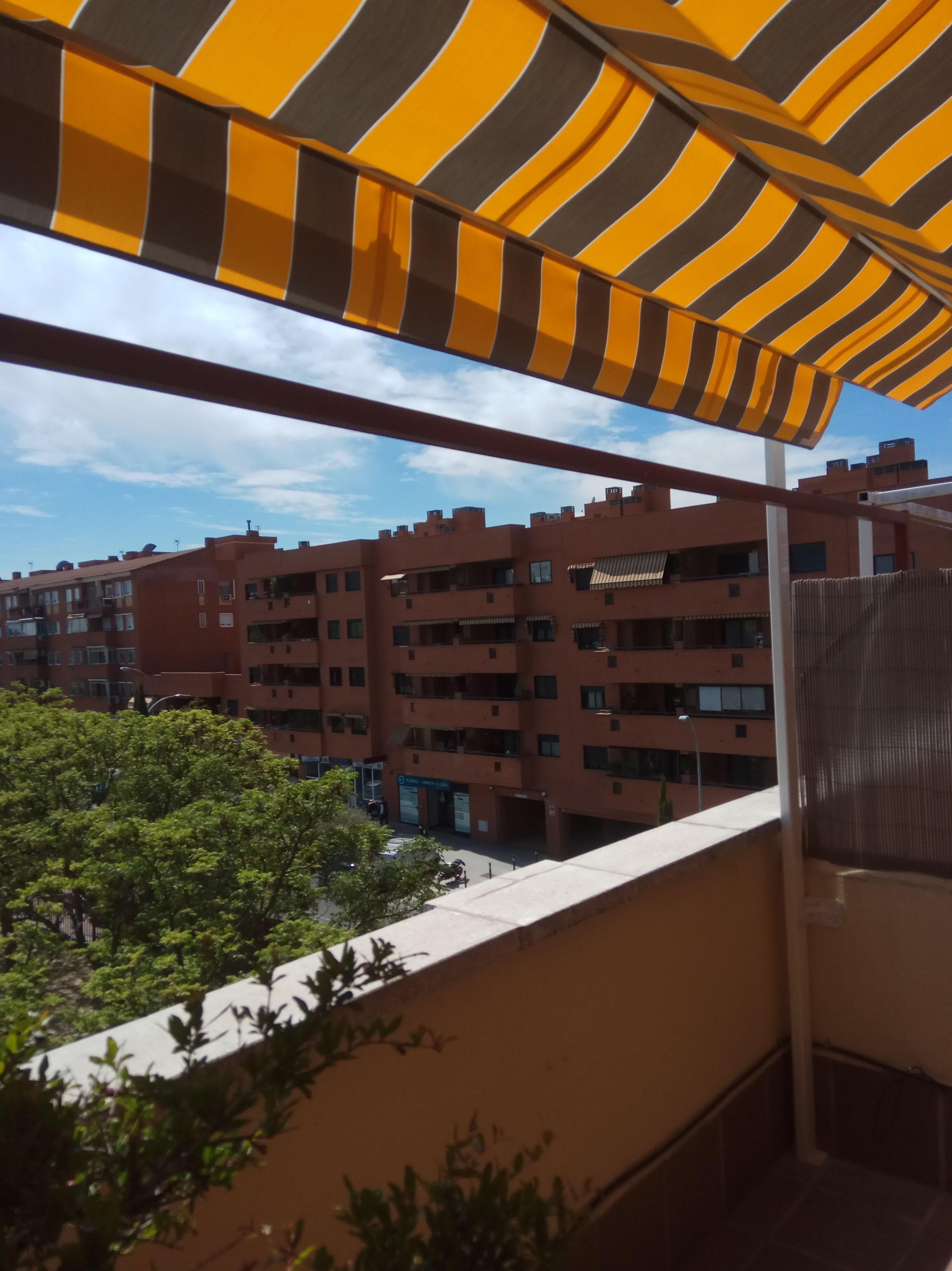 Pérgola Castilla