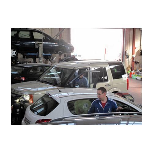 Mecánica rápida: Servicios  de Guadauto, S.A.L.