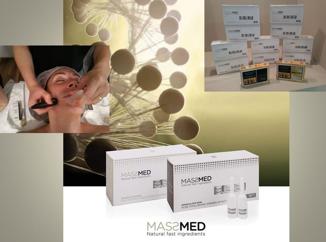 IMMACULATE SKIN de MASSMED