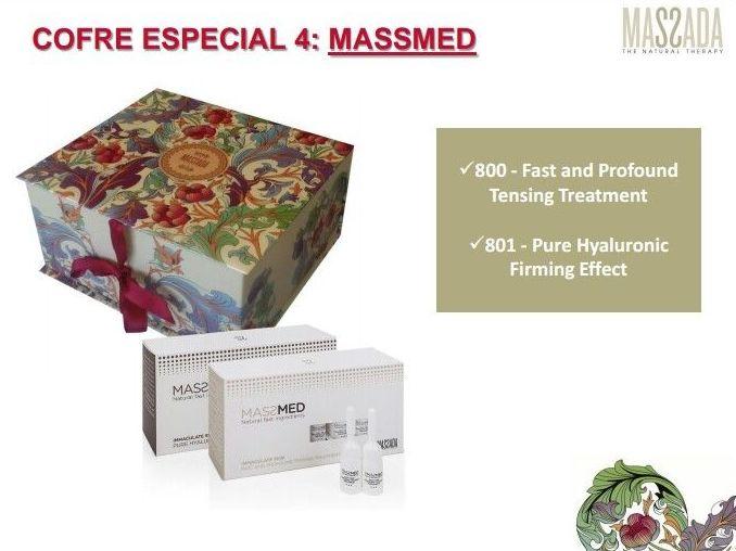 PROMOCIÓN ESPECIAL NAVIDAD 25 %de descuento en packs Massada Alta cosmética natural y mineral