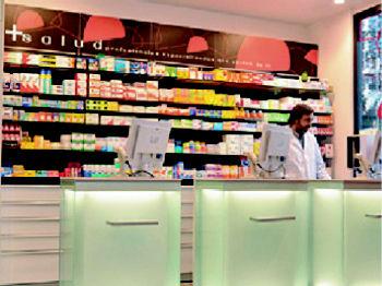 Foto 2 de Farmacias en Madrid | Farmacia Alférez