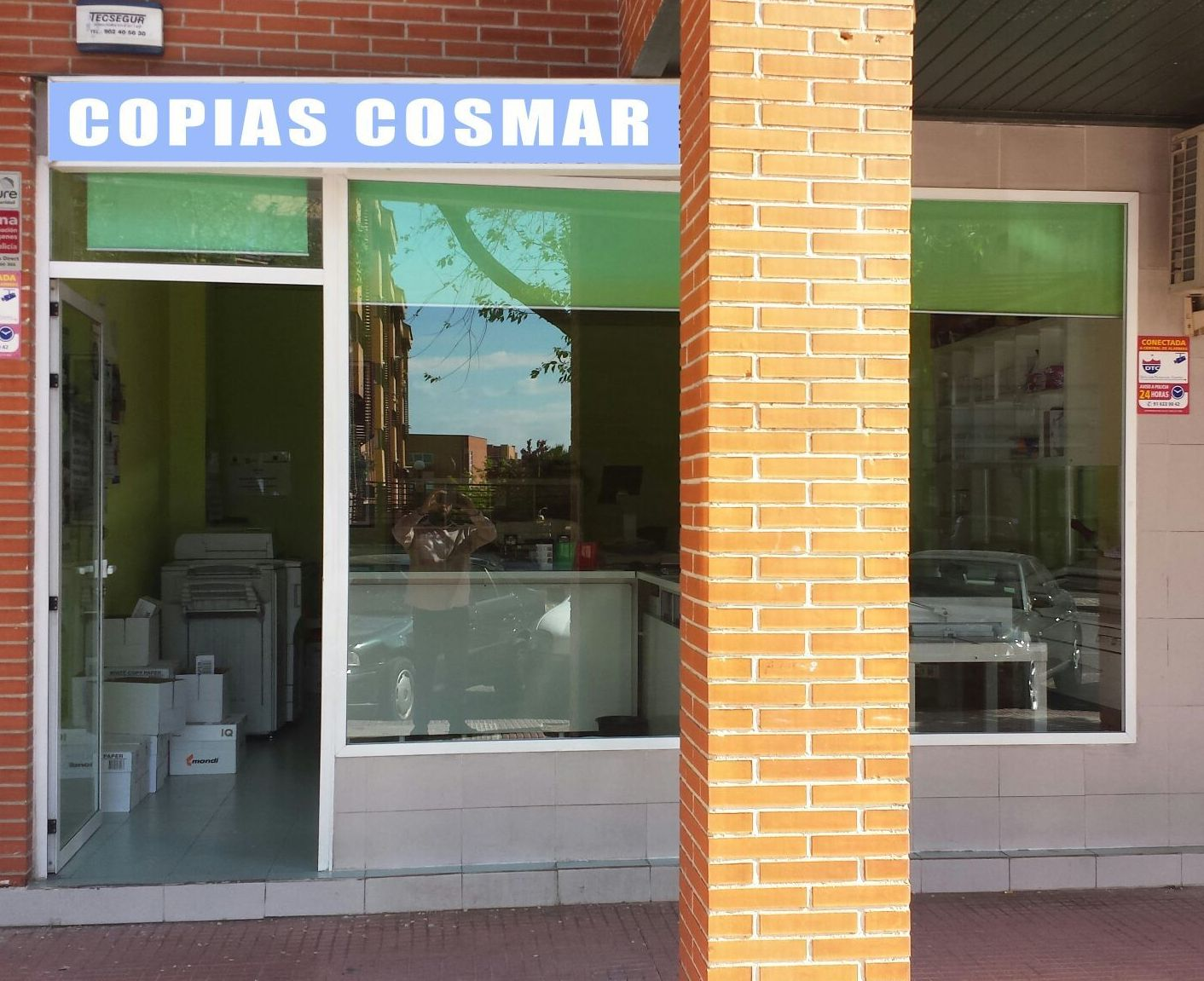 Fotocopias en Alcobebdas
