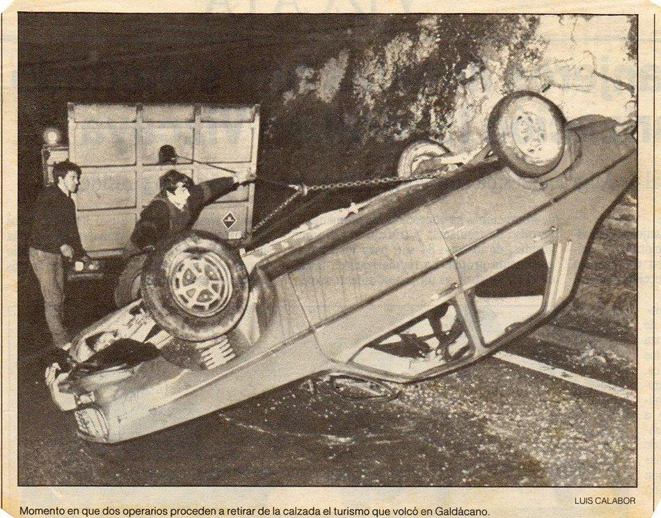 Asistencia en carretera / 1991