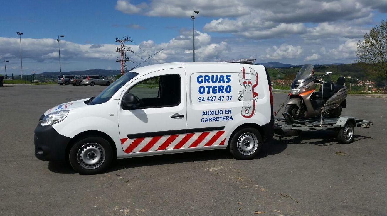Reparaciones de urgencia en carretera