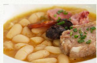 Cocina asturiana: Catálogo de La Posada