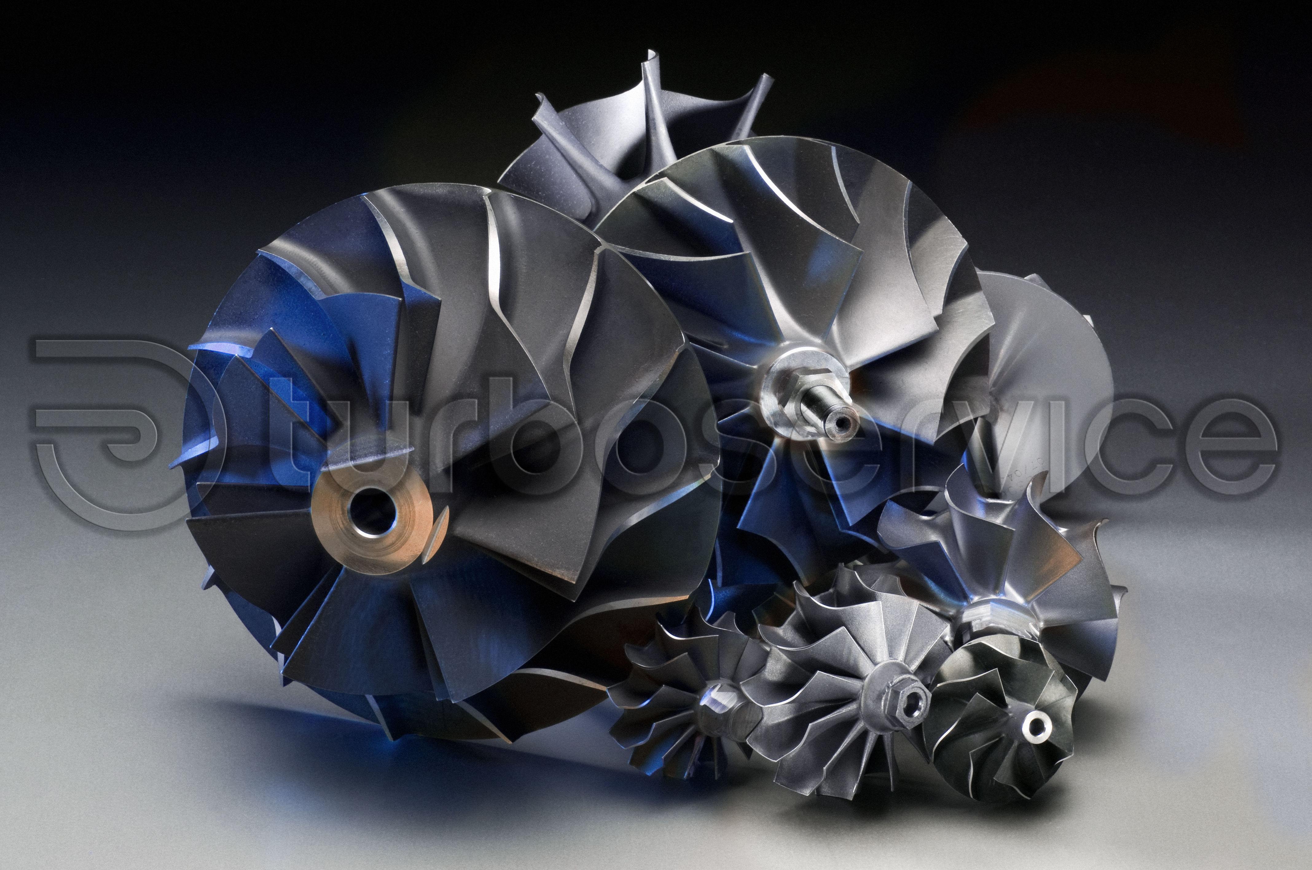 Foto 4 de Turbocompresores en Madrid   Turbo Service Ibérica