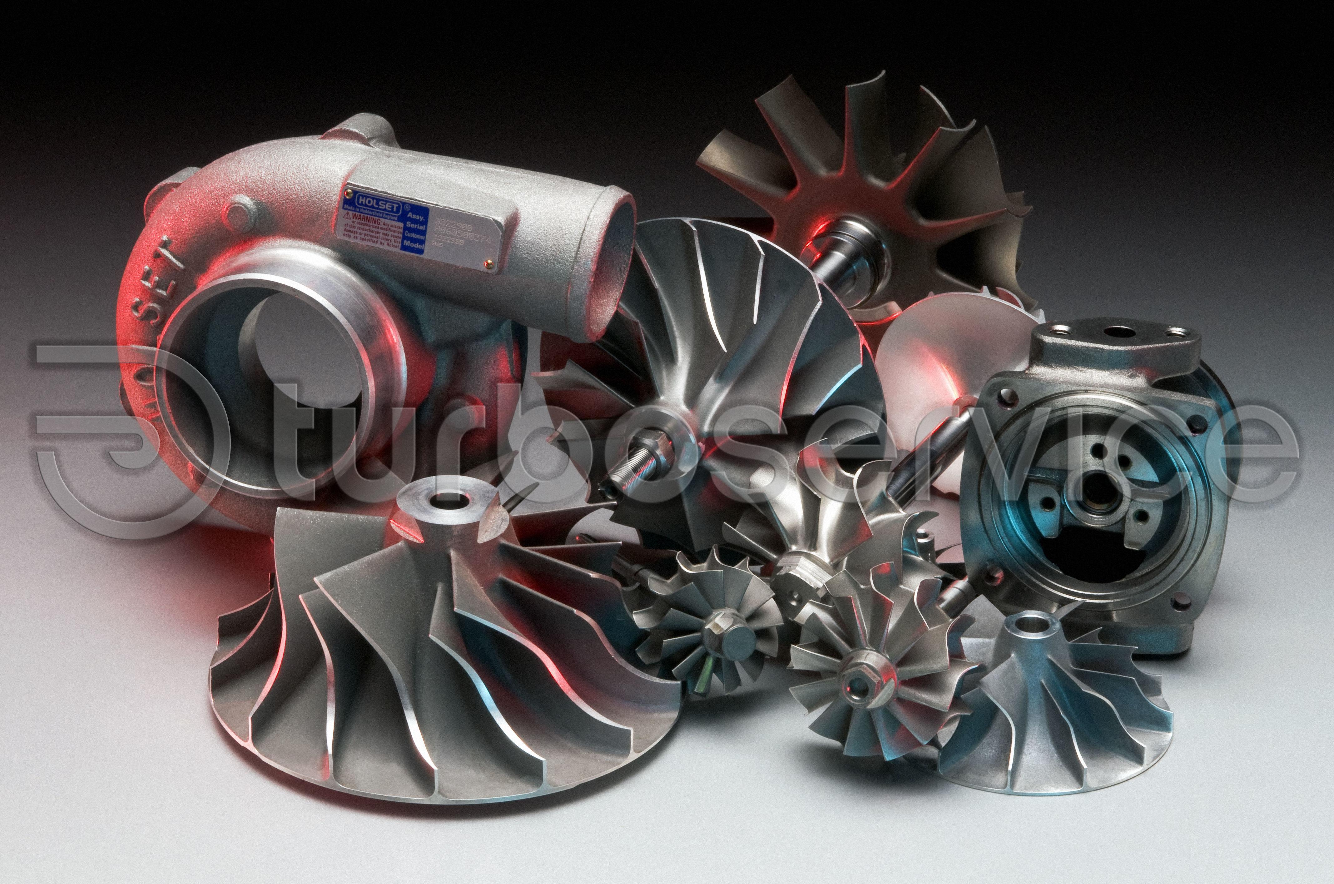 Foto 2 de Turbocompresores en Madrid   Turbo Service Ibérica