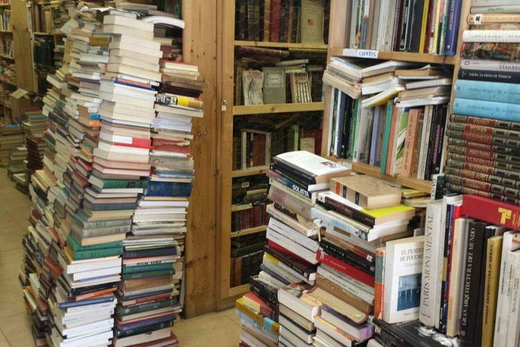 Venta de libros usados