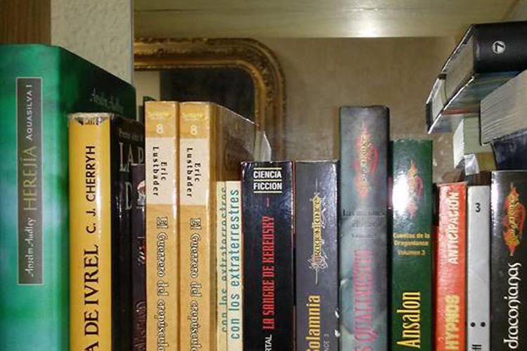 Compraventa de libros de segunda mano en Madrid