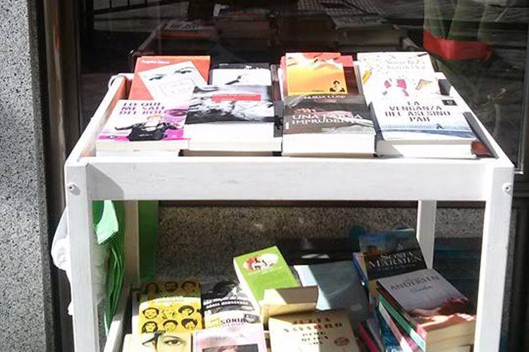 Compraventa de libros en Madrid