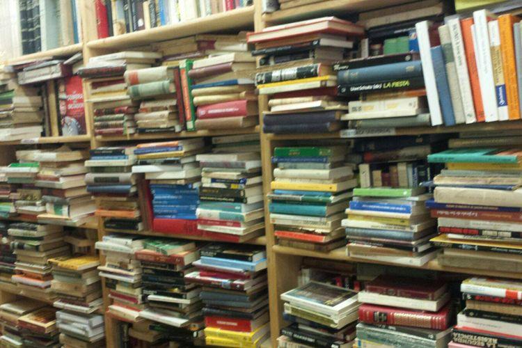 Venta de libros de segunda mano