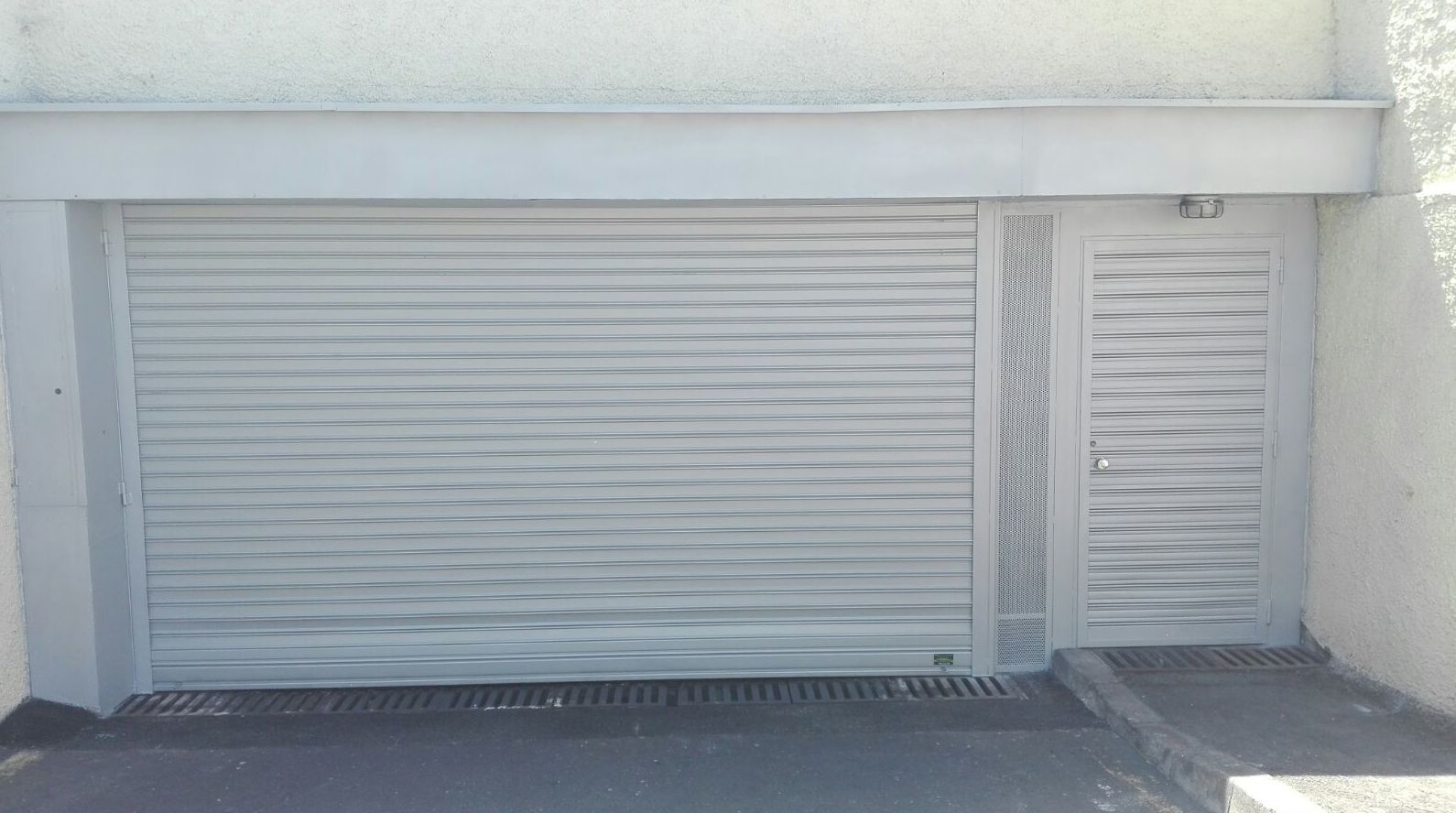 Instalaciones puertas automáticas