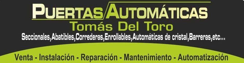 Reparación de todo tipo de puertas multimarca : Servicios de Puertas Automáticas Tomás del Toro