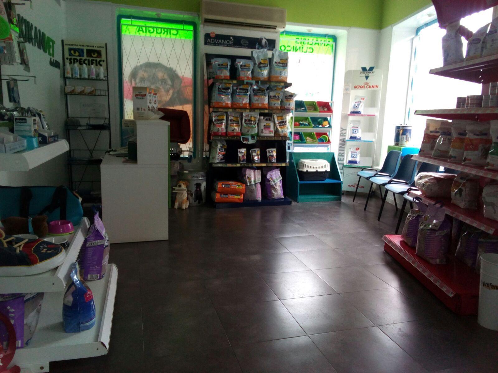 Dietas veterinarias: Servicios veterinarios de C. V. Gabriel Usera