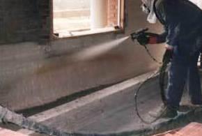 """Espuma rígida de poliuretano producida """"in situ"""": Servicios de Aislamientos Rogilcar"""