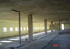 Aislamiento de interior de edificio