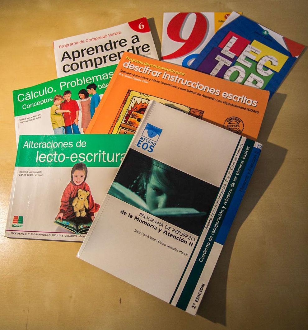 Reeducación psicopedagógica: Servicios de Enam Psicologia
