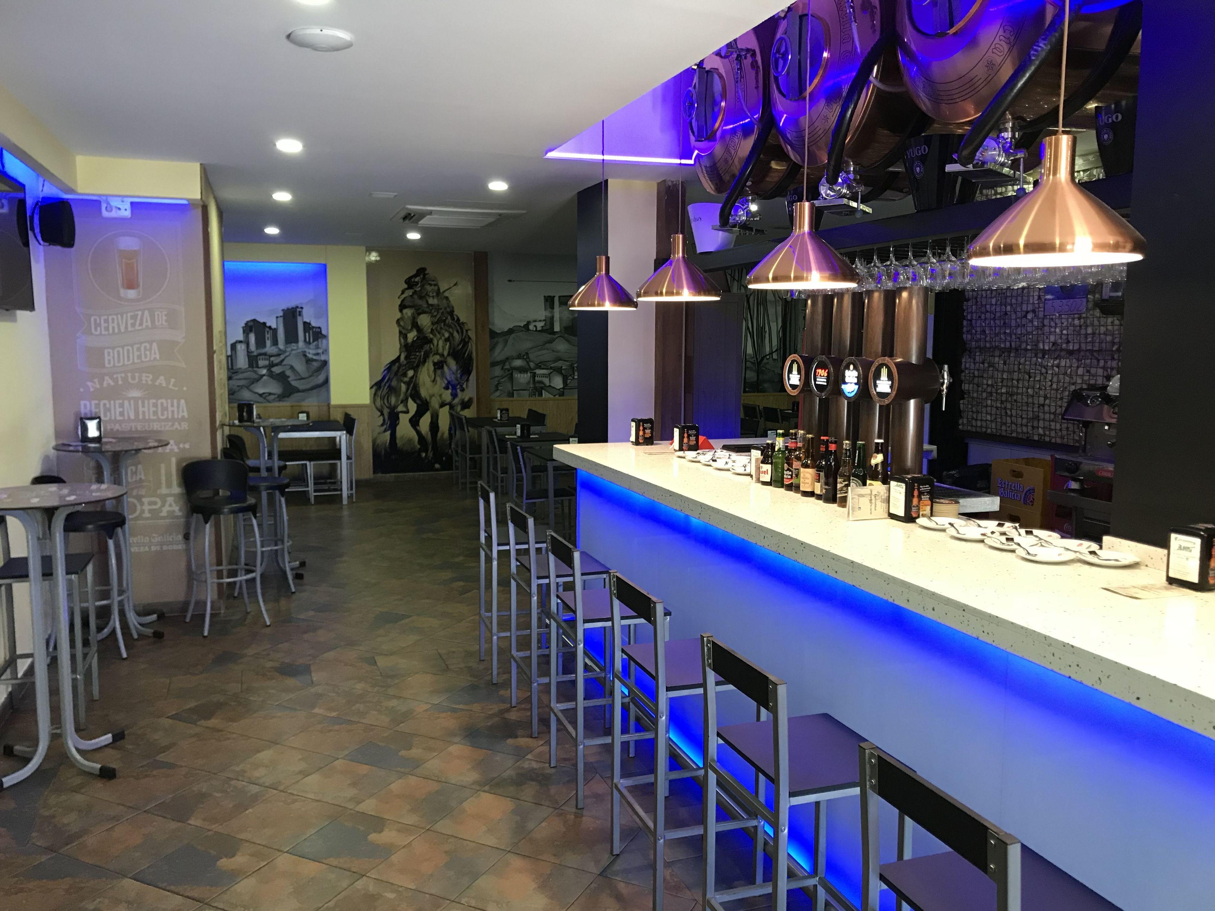Foto 3 de Cervecerías en Pinto | Cervecería Atila
