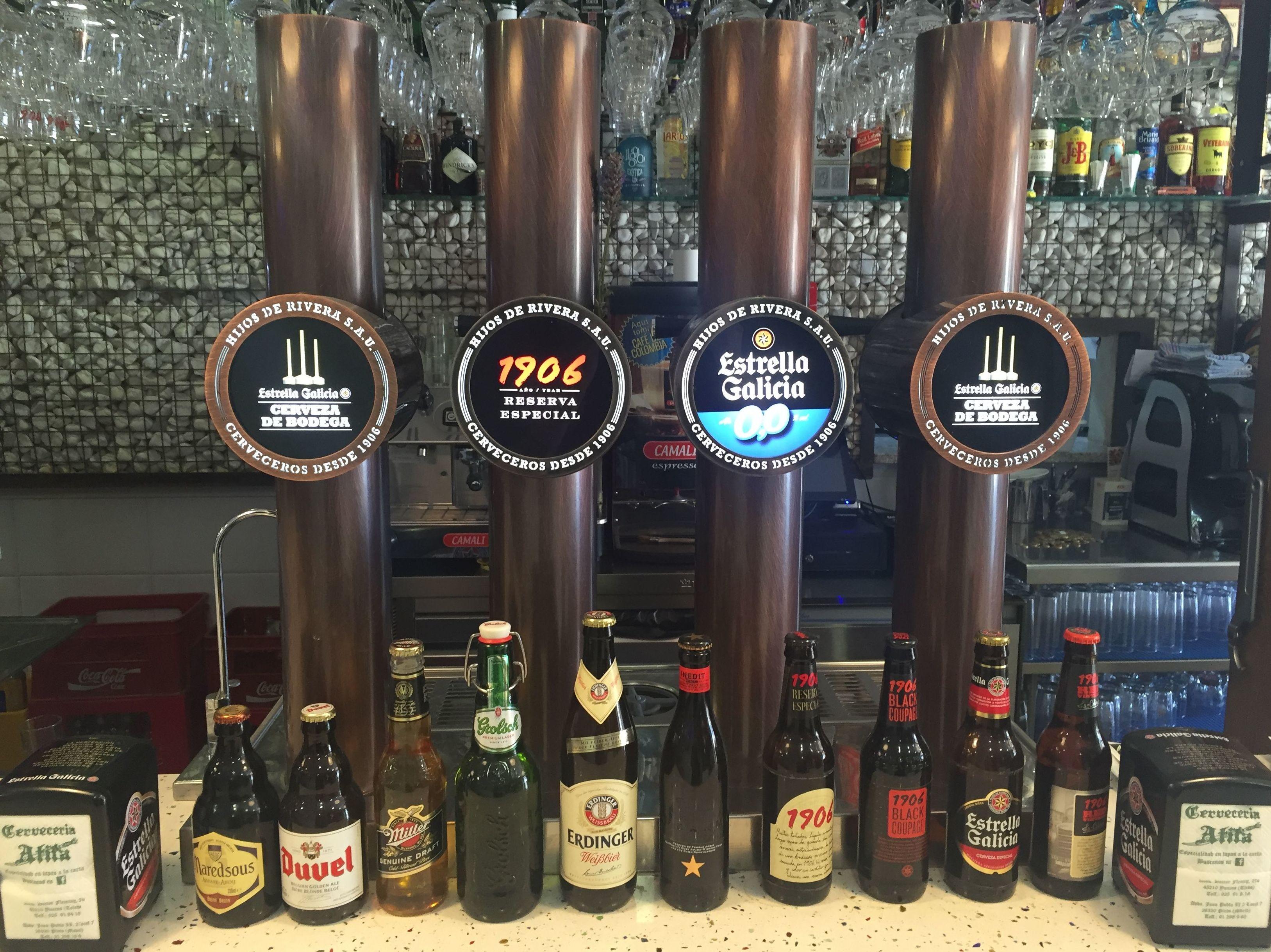 Cerveza de Bodega