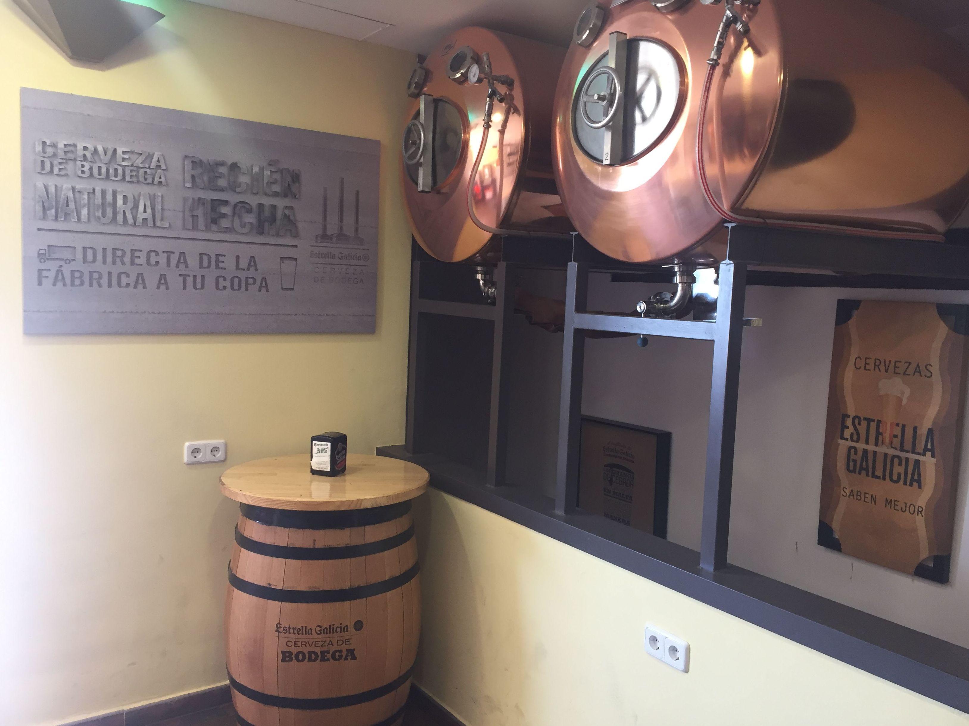 Foto 6 de Cervecerías en Pinto | Cervecería Atila