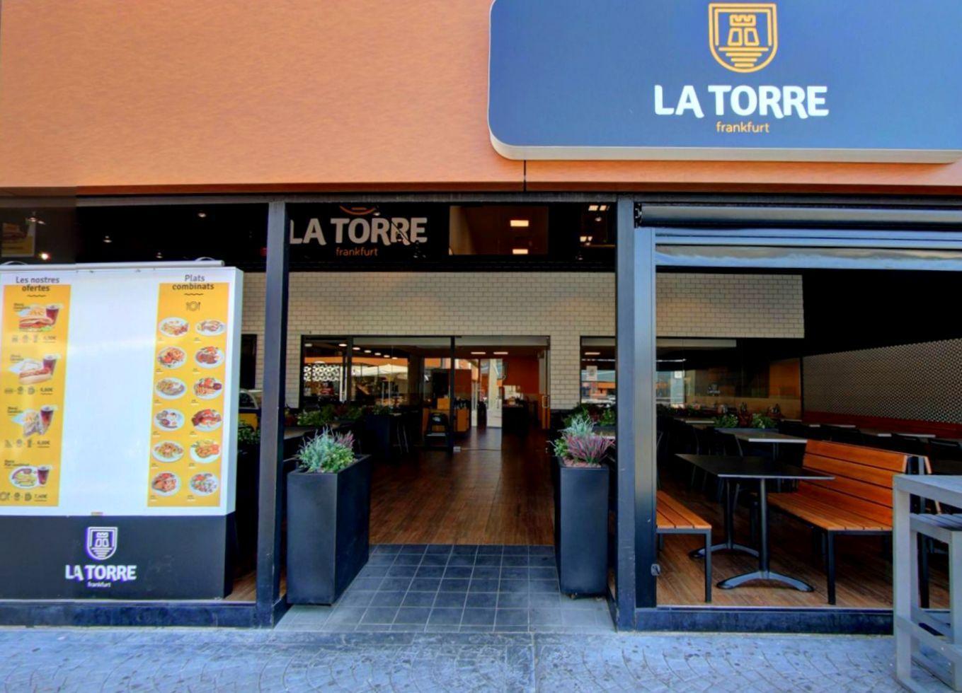 Restaurante y hamburguesería en Tarragona