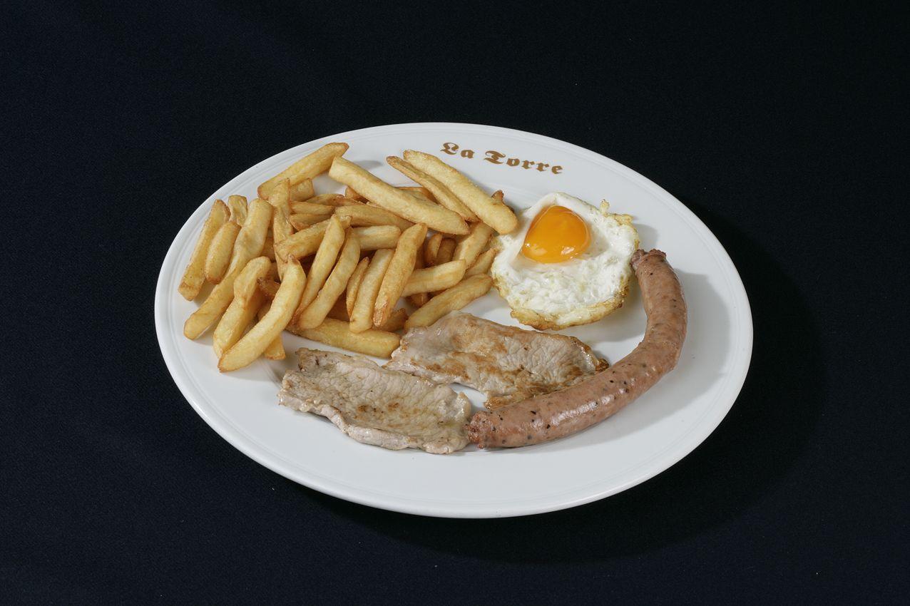 Bocadillos Frankfurt  y platos combinados en Tarragona