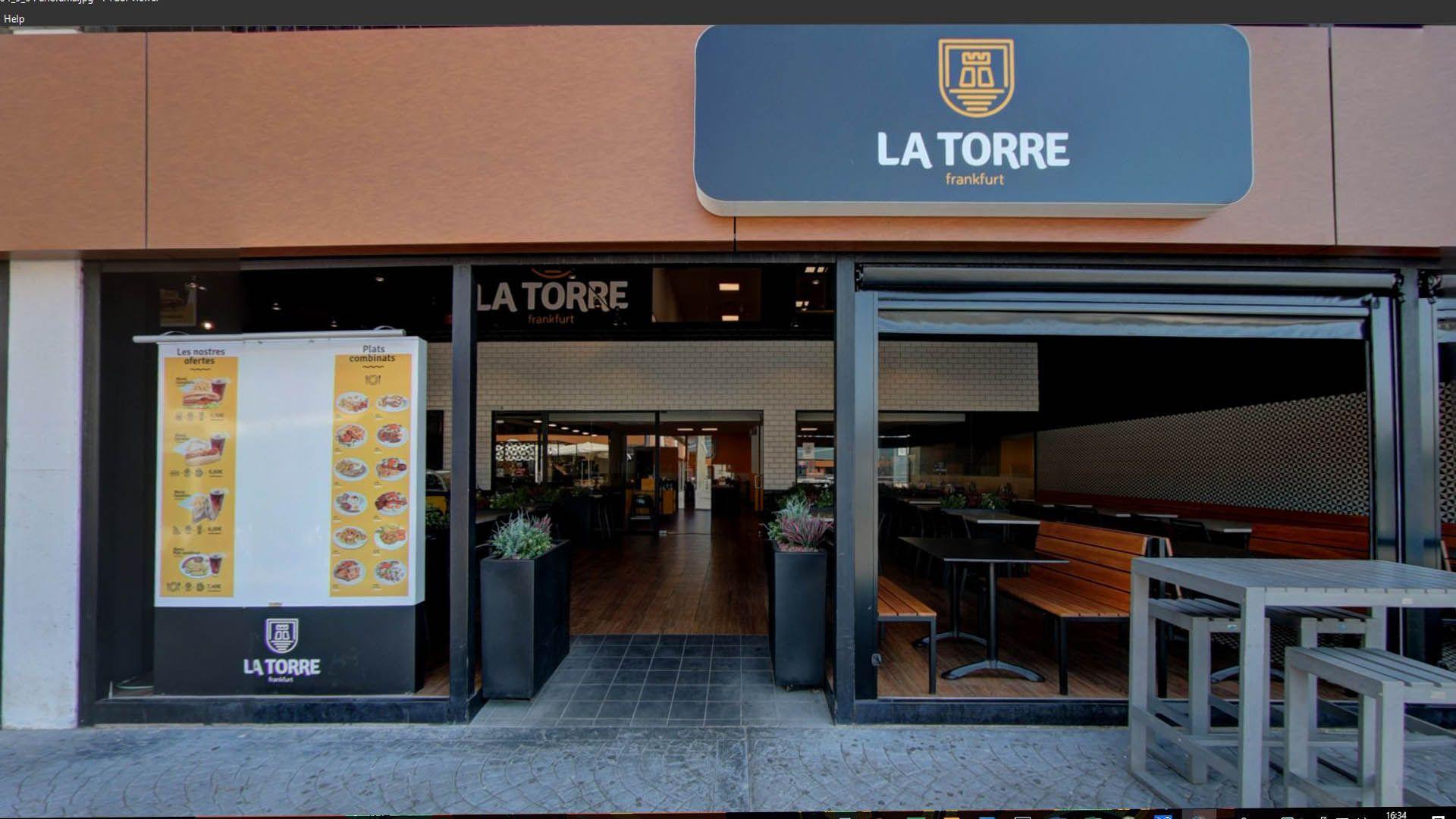 Restaurante en Tarragona