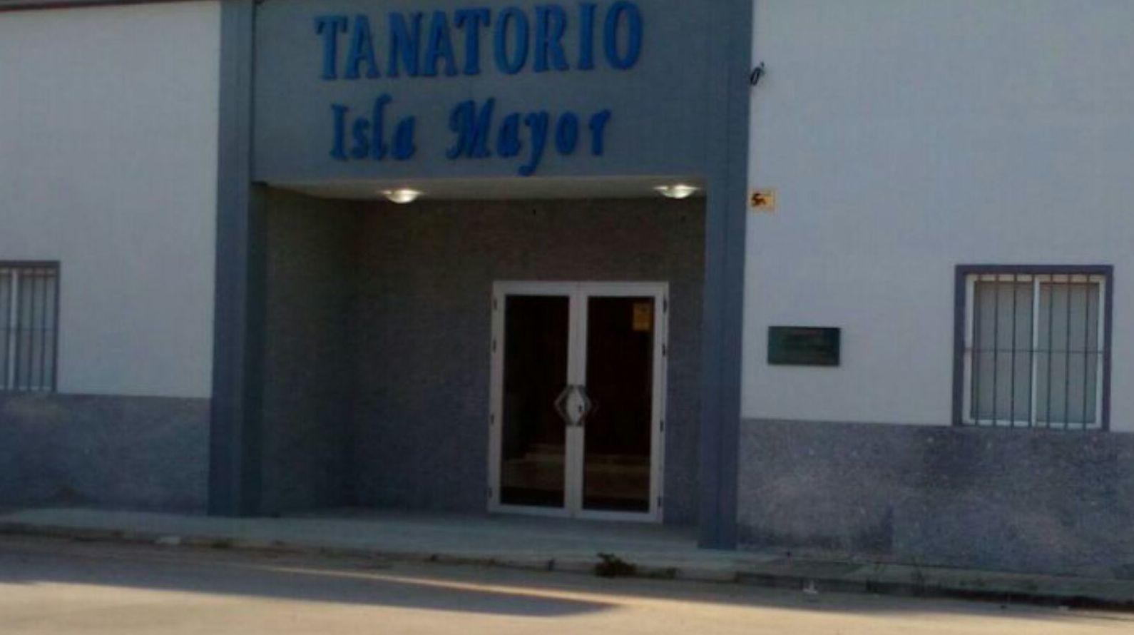 TANATORIO ISLA MAYOR