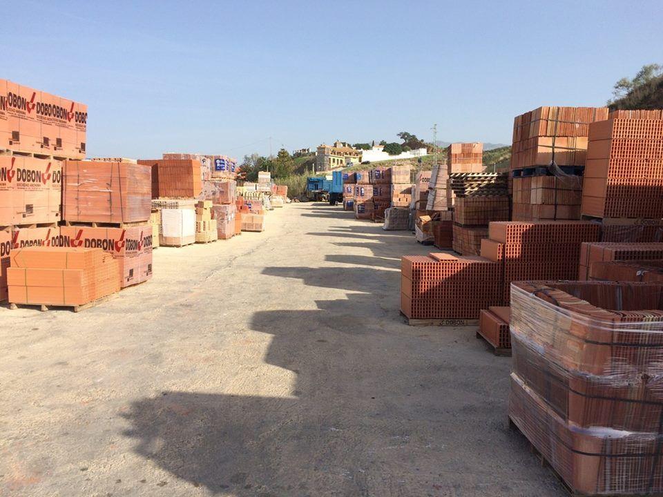 Distribuidores de materiales de construcción