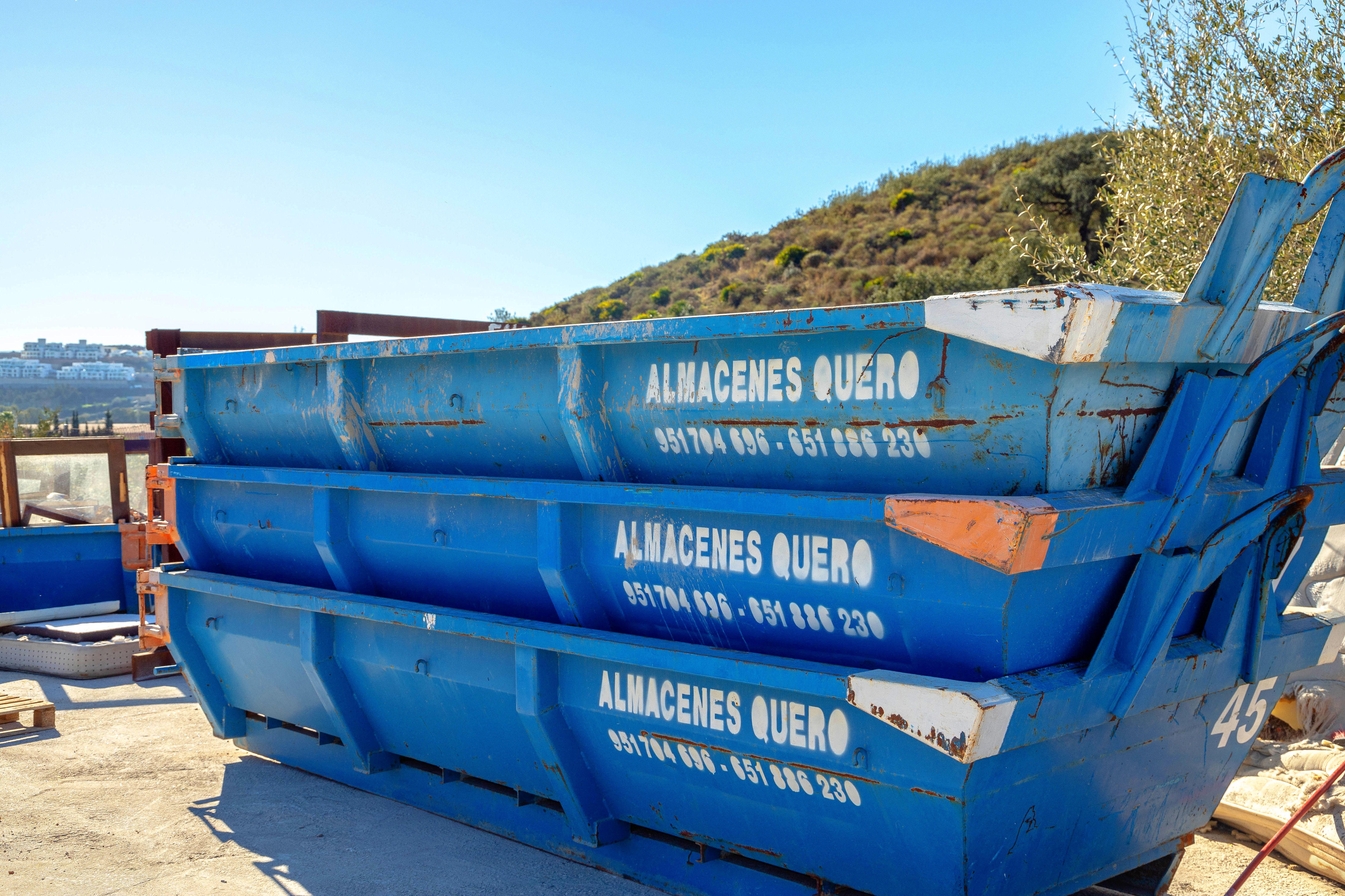Cuba Escombro Mijas Fuengirola Marbella