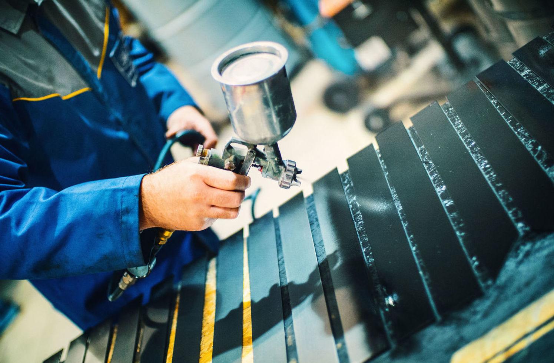 Foto 23 de Pintura industrial en Picassent | Jasoval Color