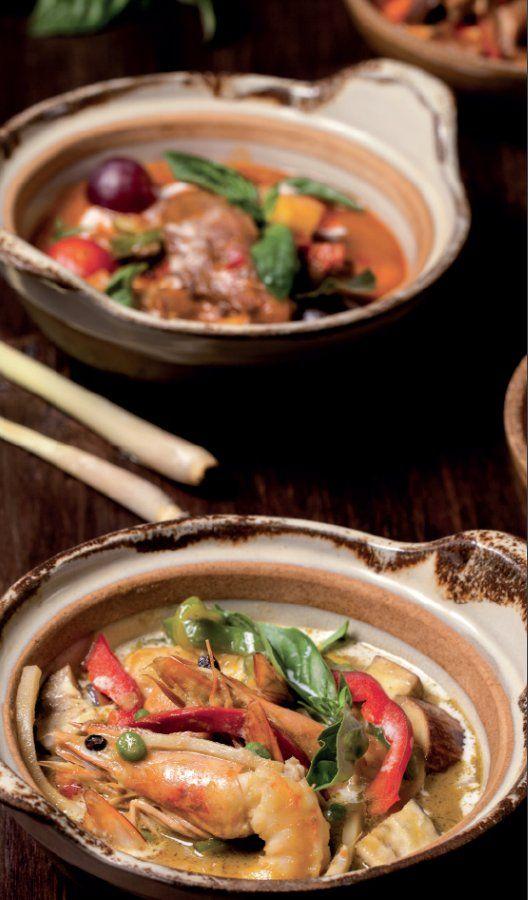 Estofados: Carta de Prik Thai Restaurant